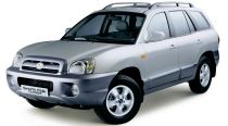 Hyundai Santa Fe 2.7 AT